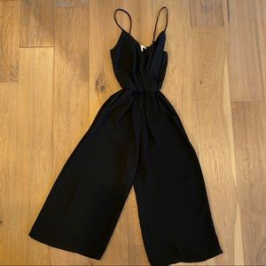 Culotte Jumpsuit with Pockets